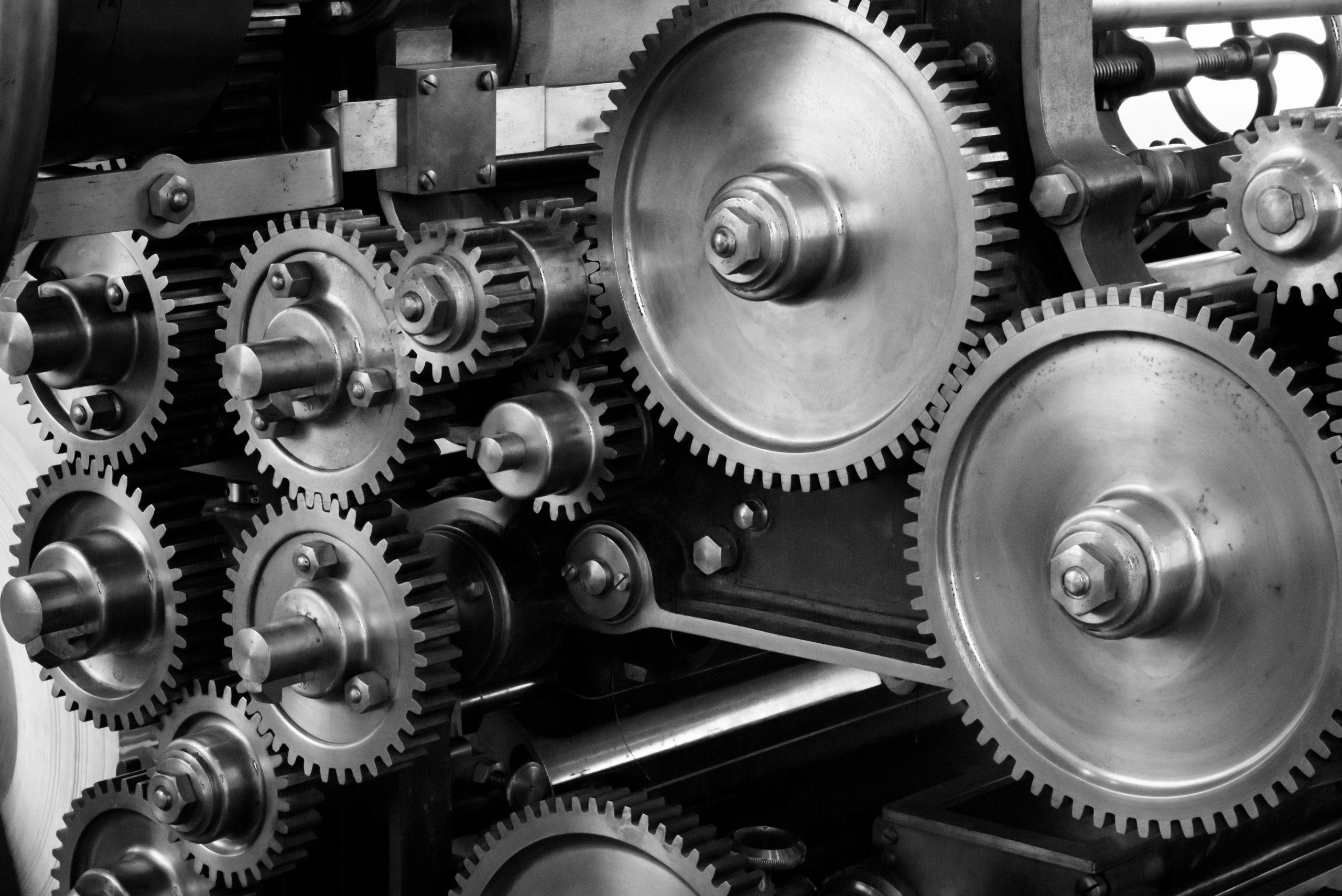 サービスアカウント、機械のイメージ