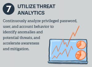 脅威分析を利用する