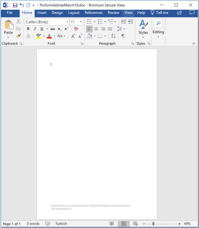 Word文書の例